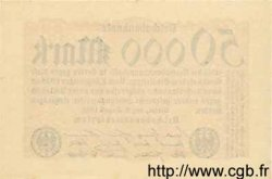 50000 Mark ALLEMAGNE  1923 P.099 pr.NEUF