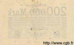 200000 Mark ALLEMAGNE  1923 P.100 SUP