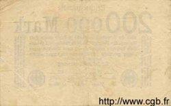 200000 Mark ALLEMAGNE  1923 P.100 TTB
