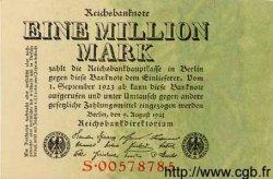 1 Million Mark ALLEMAGNE  1923 P.101 pr.NEUF