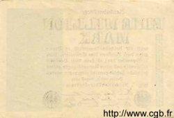 1 Million Mark ALLEMAGNE  1923 P.102a SPL