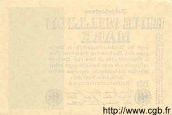 1 Million Mark ALLEMAGNE  1923 P.102b SPL