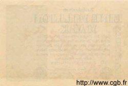 1 Million Mark ALLEMAGNE  1923 P.102cs pr.NEUF