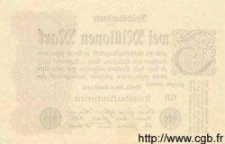 2 Millionen Mark ALLEMAGNE  1923 P.104c pr.NEUF