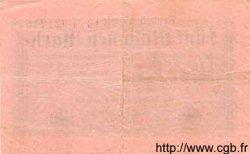 5 Millionen Mark ALLEMAGNE  1923 P.105 TTB