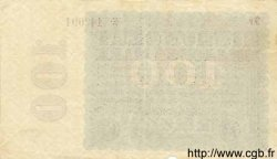 100 Millionen Mark ALLEMAGNE  1923 P.107c TTB
