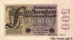 500 Millionen Mark ALLEMAGNE  1923 P.110a SUP