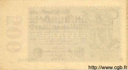 500 Millionen Mark ALLEMAGNE  1923 P.110d SUP