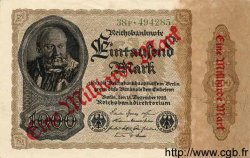 1 Milliarde Mark sur 1000 Mark ALLEMAGNE  1922 P.113a pr.NEUF