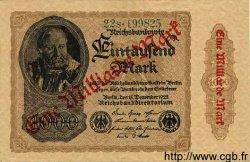 1 Milliarde Mark sur 1000 Mark ALLEMAGNE  1922 P.113b SUP