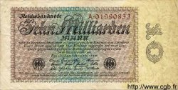 10 Milliarden Mark ALLEMAGNE  1923 P.116a TB