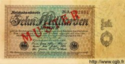 10 Milliards Mark ALLEMAGNE  1923 P.116as NEUF