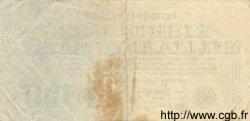 100 Milliarden Mark ALLEMAGNE  1923 P.126 TTB
