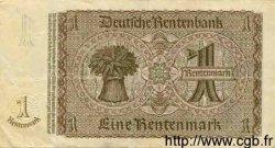 1 Rentenmark ALLEMAGNE  1937 P.173b TTB à SUP