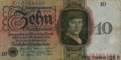 10 Reichsmark ALLEMAGNE  1924 P.175 B à TB