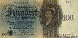 100 Reichsmark ALLEMAGNE  1924 P.178 TB+