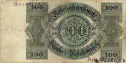 100 Reichsmark ALLEMAGNE  1924 P.178 TB