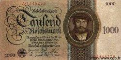 1000 Reichsmark ALLEMAGNE  1924 P.179 pr.TTB