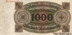 1000 Reichsmark ALLEMAGNE  1924 P.179 SUP