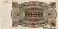 1000 Reichsmark ALLEMAGNE  1924 P.179 SPL