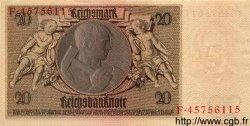 20 Reichsmark ALLEMAGNE  1929 P.181a SPL+