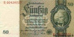 50 Reichsmark ALLEMAGNE  1933 P.182a pr.NEUF
