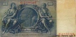 100 Reichsmark ALLEMAGNE  1935 P.183a TB