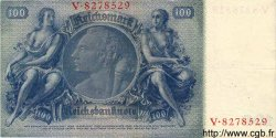 100 Reichsmark ALLEMAGNE  1935 P.183a TTB+ à SUP