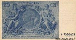 100 Reichsmark ALLEMAGNE  1935 P.183- pr.NEUF