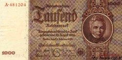1000 Reichsmark ALLEMAGNE  1936 P.184 SPL