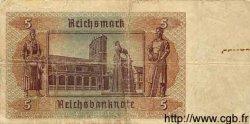 5 Reichsmark ALLEMAGNE  1942 P.186 TB