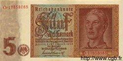 5 Reichsmark ALLEMAGNE  1942 P.186 pr.NEUF