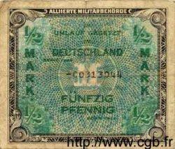 1/2 Mark ALLEMAGNE  1944 P.191b B à TB