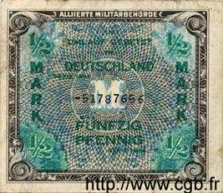 1/2 Mark ALLEMAGNE  1944 P.191b pr.TB