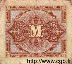 1 Mark ALLEMAGNE  1944 P.192b TB+
