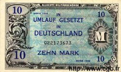 10 Mark ALLEMAGNE  1944 P.194a SPL