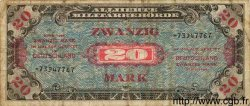 20 Mark ALLEMAGNE  1944 P.195d B