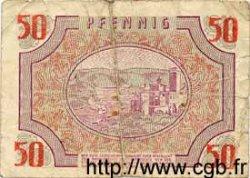 50 Pfennig ALLEMAGNE  1947 PS.1006 B+