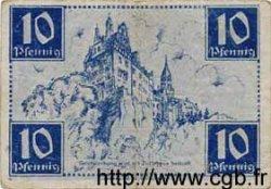 10 Pfennig ALLEMAGNE  1947 PS.1008 TTB
