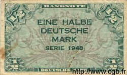 1/2 Mark ALLEMAGNE  1948 P.001a TB+