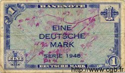 1 Mark ALLEMAGNE  1948 P.002a TB