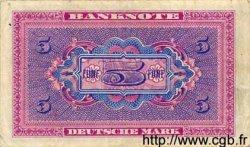 5 Deutsche Mark ALLEMAGNE FÉDÉRALE  1948 P.04a TTB