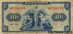 10 Mark ALLEMAGNE  1948 P.005a B+