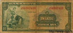 20 Mark ALLEMAGNE  1948 P.006a B
