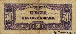50 Deutsche Mark ALLEMAGNE FÉDÉRALE  1948 P.07a B+