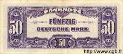 50 Deutsche Mark ALLEMAGNE FÉDÉRALE  1948 P.07a TTB+