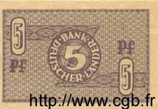 5 Pfennig ALLEMAGNE  1948 P.011a pr.NEUF