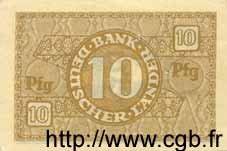 10 Pfennig ALLEMAGNE  1948 P.012a SUP+