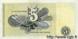 5 Deutsche Mark ALLEMAGNE FÉDÉRALE  1948 P.13e TTB+ à SUP