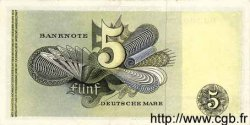 5 Deutsche Mark ALLEMAGNE FÉDÉRALE  1948 P.13i SUP à SPL